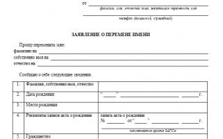 Замена паспорта после регистрации брака