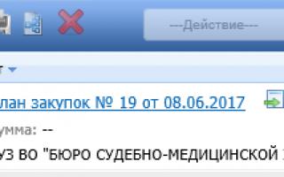 Региональная информационная система в сфере закупок вологодской области (рис зво)