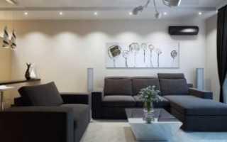 Дизайн и зонирование: из 1-комнатной хрущевки в комфортную студию 30 м