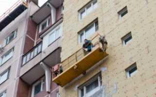 Капитальный ремонт фасада в многоквартирных домах: технология реконструкции фасада мкд, что это такое и что входит в перечень работ?