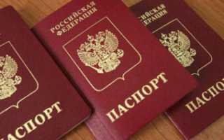 Как получить паспорт после приема в гражданство рф