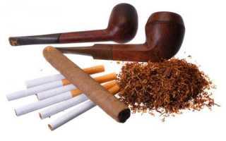 Срок годности сигарет, сигар и жидкости для электронных сигарет