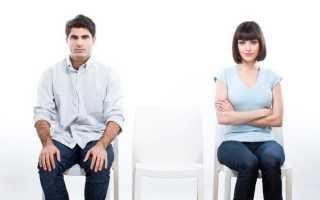 Исковое заявление о расторжении брака