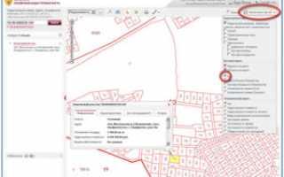 План расположения энергопринимающих устройств на земельном участке